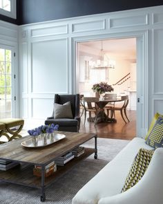 Formal, Neoclassical Home Blends Traditional With Contemporary | Chango & Co. | HGTV
