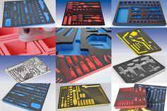 Vibra®place Schaumstoffeinlagen - Vibraplast