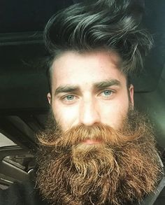 That moustache, mmm. Mustache Grooming, Beard Grooming, Beard No Mustache, Great Beards, Awesome Beards, Beard Styles For Men, Hair And Beard Styles, Moustaches, Moda Masculina