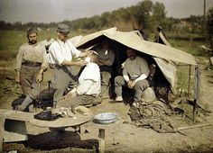 Surreal Photos That Capture What World War I Looked Like in Color
