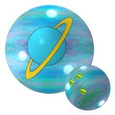 Planet Bowling Ball