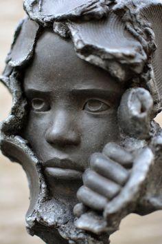 """""""Liberté"""" bronze Chloé SONTROP"""