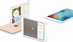 iPad Pro 9,7″ : les versions, les prix