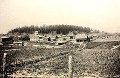Nickby i början av 1900-talet. Känner du igen den här platsen? Bild från familjen Katajavuoris fotosamling. Nikkilä 1900-luvun alussa. Tunnistatko paikan? Kuva Katajavuoren perheen kokoelmasta.  #muistojennikkilä #nickby #nikkilä #sipoo #sibbo