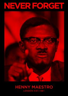 Never Forget Fridays - Giving Praise to the Ancestors!! #Patrice lumumba #GOD ERA #London #Africa #Ancestors