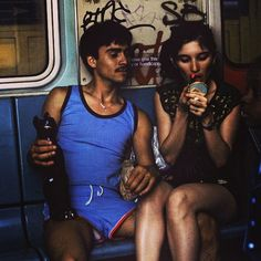 subway makeover - bruce davidson
