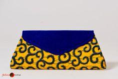 african print ladies clutch. by Julianaoklothings on Etsy, $25.00