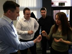 Benfield HQ Egg jarping competition
