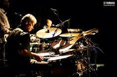 David Garibaldi - Yamaha Drums