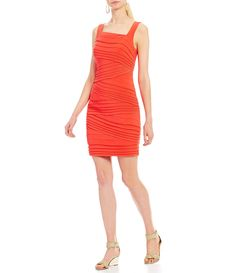 Shop for Adrianna Papell Striped Banded Fitted Sheath Dress at Dillards.com. Visit Dillards.com to find clothing, accessories, shoes, cosmetics & more. The Style of Your Life.