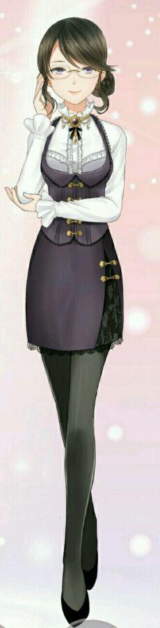 【缓更】自截所有关卡战中NPC的穿着_看图_奇迹暖暖吧_百度贴吧