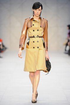 Burberry Prorsum RTW Fall 2013 - Slideshow - Runway, Fashion Week, Reviews and Slideshows - WWD.com