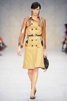 Burberry Prorsum RTW Fall 2013