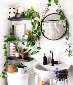 Bathroom Interior, Interior Design Living Room, Interior Design Plants, Interior Office, Interior Paint, Kitchen Interior, Interior Ideas, Aesthetic Rooms, Küchen Design