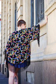 Kimono Floral - QNF