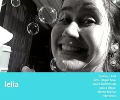 """L E L I A 
