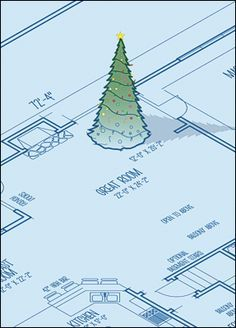 construction christmas cards - Google Search