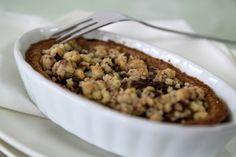 Chocolate-Crumble-Mini-Tarte - Photo by Laura Naemi Richert