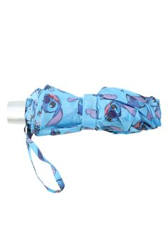 Disney Lilo & Stitch Print Compact Umbrella