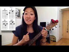 Kiss the Girl Ukulele Play-along with Lyrics - YouTube