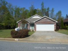 Home for sale/rent near Fort Benning, Georgia  3 Bed / 2 Bath