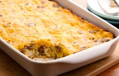 If you want to eat best breakfast casserole with crescent rolls let's have look for around 20 to 25 mins and enjoy the breakfast ...