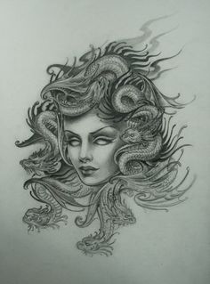 http://www.tattooshunt.com/images/92/medusa-head-tattoo-drawing.jpg adresinden görsel.