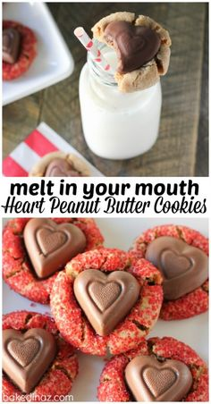 Perfect Peanut Butter Cookies - Baked in AZ