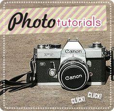 Photo Tutorials