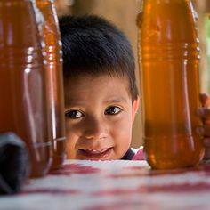 Your contribution to Heifer's Strengthening the Honey Value Chain project will help Honduran beekeepers gain the technical and business skills critical to making a good and reliable living.