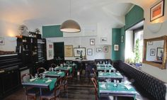 Scannabue - Top 10 restaurants in Turin, The Guardian