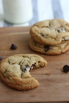 Brown Butter Chocolate Chip Cookies Recipe is the best way to celebrate National Chocolate Chip Cookie Day!