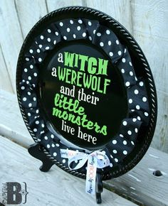 A whole lotta Halloween Decor Inspiration