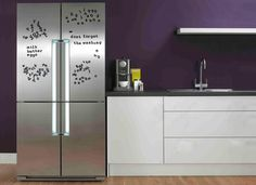 Big is Beautiful. Here is the Flexi-Zone American Style fridge freezer from Servis. Convert the freezer section to a fridge. American Fridge Freezers, American Style Fridge Freezer, Top Freezer Refrigerator, French Door Refrigerator, Small Kitchen Appliances, Kitchen Gadgets, Tall Cabinet Storage, Locker Storage, Funky Kitchen