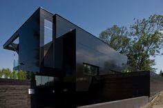Viennas new Trespa Meteon and glass house