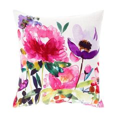 Bluebellgray® Anemone Pillow by Bluebellgray®   Decorative Pillows Gifts   chapters.indigo.ca