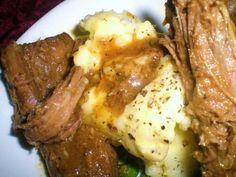 Roast Beef in Crockpot recipe