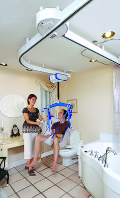 Voyager Duo Ceiling Hoist