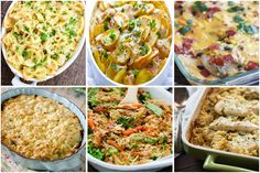 100 Cheap & Easy Casserole Recipes - Prudent Penny Pincher