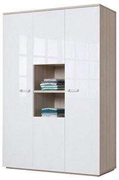Armadio moderno design 4 ante legno frassino laccato bianco AR2220 L140h210p61 Composad http://www.amazon.it/dp/B00AIKXPCW/ref=cm_sw_r_pi_dp_hTOfwb1GZM1D2