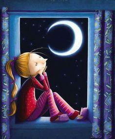 Que a noite seja de paz e descanso!  Boa noite!