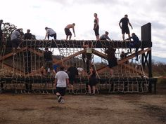Warrior Dash -did this in 2011 at Horseshoe! Signed up again to compete this July!