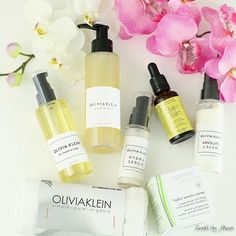 (1) Olivia Klein Clean Beauty - Etusivu