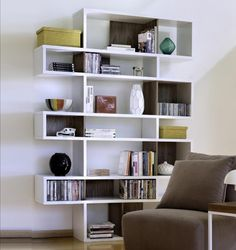 ... Contemporary Bookcases from Tema Home Portugal by Go Modern Furniture