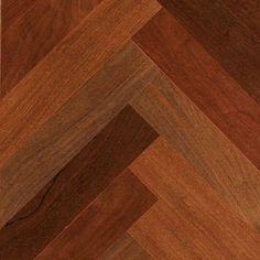 Ipe Herringbone x 3 x 18 Clear - Unfinished Flooring Hardwood Floors, Wood Flooring, Herringbone, Chevron, Bar, Style, Wood Floor Tiles, Swag, Wood Floor Finishes
