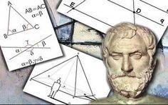 Tales de Mileto, paso a la razón   Pensamiento y cultura