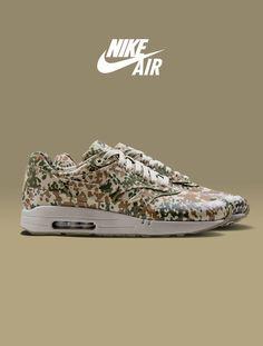 Nike Air Max 1 Camo. #sneakers
