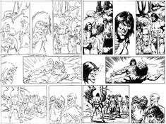 conan o bárbaro quadrinhos - Pesquisa Google