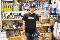 【大阪店】2014.08.30 新宿店の常連様にスナップ協力いただきました^^大阪でお気に入りのバンドがライブをされているとのことでついでに寄って頂きました!ありがとうございました!引き続きセレクションを宜しくお願い致します!