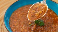 Harira – marockansk kryddig linssoppa